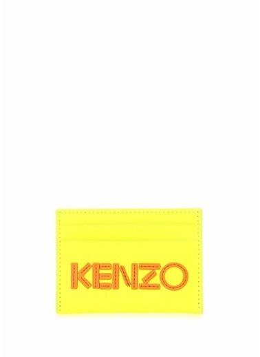 Kenzo Kartlık Sarı